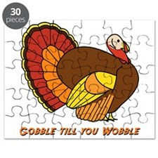 Thanksgiving Gobble Puzzle