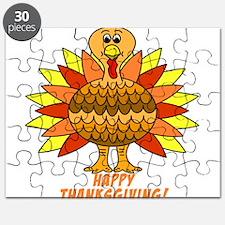 Thanksgiving Turkey Puzzle