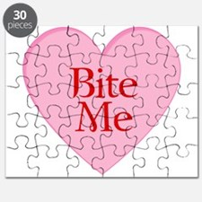 Twilight Movie Valentine Puzzle