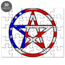 American Witch Puzzle