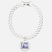 Christmas 1 Colon Cancer Bracelet