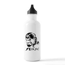 Arr! Pirate Man Water Bottle