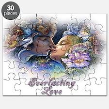 Everlasting Love Kiss Puzzle