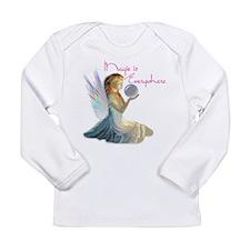 Magic Fairy Girl Long Sleeve Infant T-Shirt