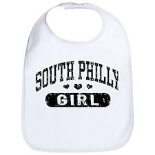 South Philly Girl Bib
