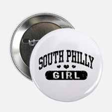 "South Philly Girl 2.25"" Button"
