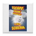 Escape from Heaven Tile Coaster