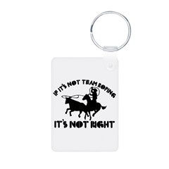If it's not team roping it's not right Aluminum Ph