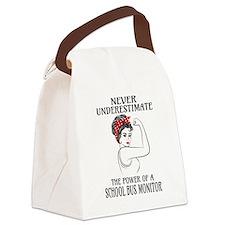 White Poodle Grandma Shoulder Bag