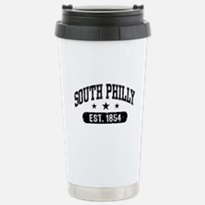 South Philly Stainless Steel Travel Mug