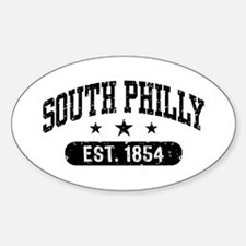 South Philly Sticker (Oval)