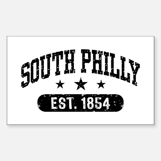 South Philly Sticker (Rectangle)