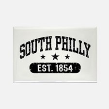 South Philly Rectangle Magnet