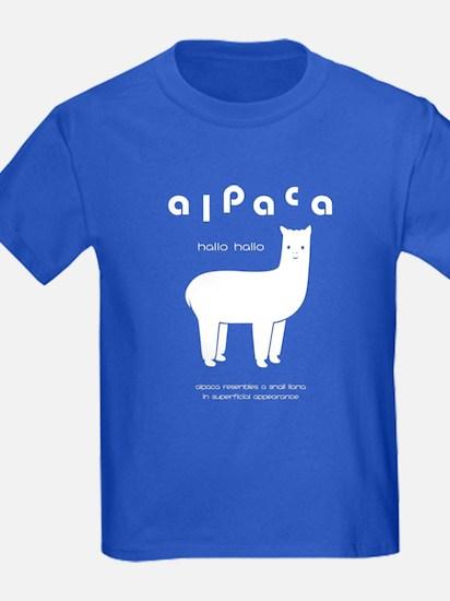 alpaca C T