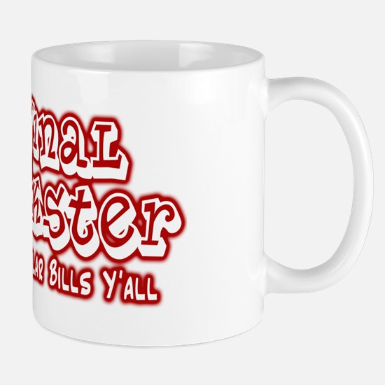 Original Bankster Mug