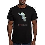 Ron Paul Revolution Men's Fitted T-Shirt (dark)