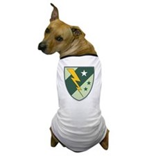 Lightning Lass Symbol Dog T-Shirt