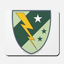 Lightning Lass Symbol Mousepad