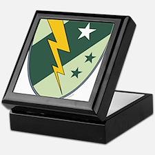 Lightning Lass Symbol Keepsake Box