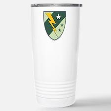 Lightning Lass Symbol Travel Mug
