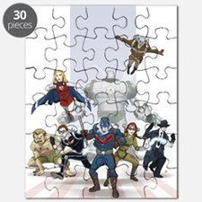The Specialists Team Puzzle