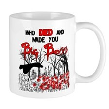 MGS - Big Boss - White Mug