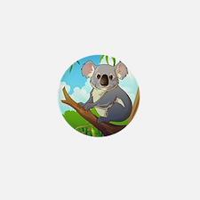 AW! Adopt A Koala! Mini Button