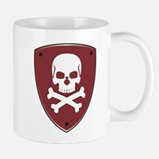 Baron Crossbones Symbol Mug