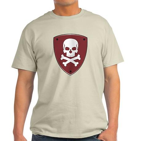 Baron Crossbones Symbol Light T-Shirt