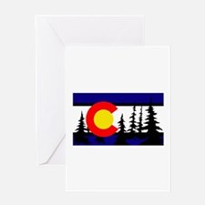 Colorado Greeting Card