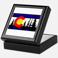 Colorado Keepsake Box