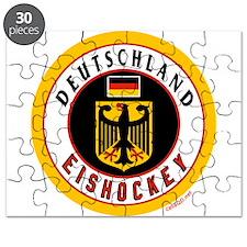 Germany Hockey(Deutschland) Puzzle