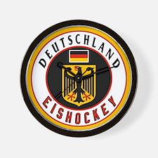 Germany Hockey(Deutschland) Wall Clock
