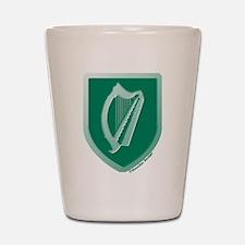 IE Gaelic Harp Ireland/Eire Shot Glass
