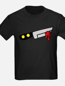 Kit's Bloody Knife T
