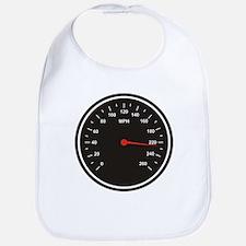 Pocket sized spedo dial Bib
