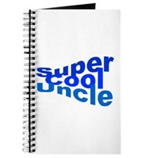 Super Cool Uncle Journal
