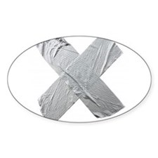 Duct Tape Decal