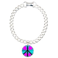 Peace Symbol with Heart™ Bracelet