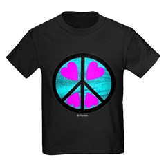 Peace Symbol with Heart™ T