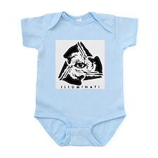 All Seeing Eye Infant Bodysuit