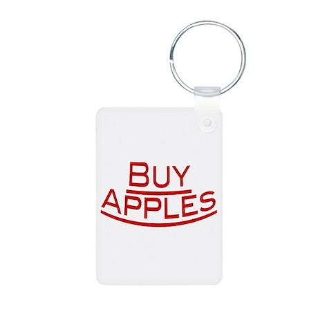 Buy Apples Aluminum Photo Keychain