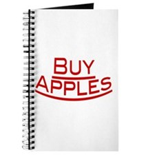 Buy Apples Journal