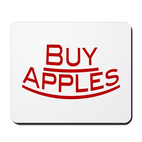 Buy Apples Mousepad