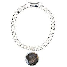 Australian Shepherd Mix Photo Bracelet