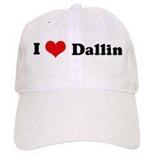 I Love Dallin Hat