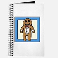 Gingerbread Man Journal