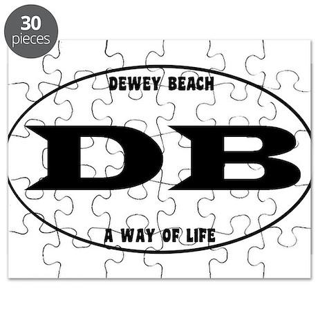 Dewey Beach Euro Puzzle