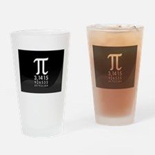 Pi Drinking Glass