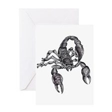 Stinger Greeting Card